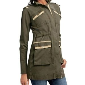 CAbi Anorak Military Style Jacket Size Small